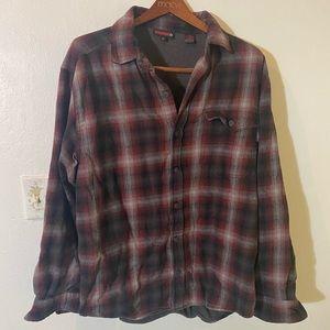 Wolverines Men's Long Sleeve Shirt Sz XL